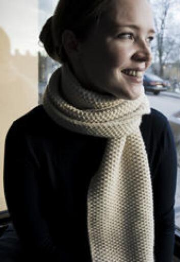 Ann Werner. (Foto: Nicklas Dennermalm)