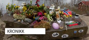 Ti år etter Utøya: Langtidsoppfølgingen av etterlatte må bli bedre