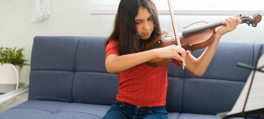 Kulturskolene sier nei takk til digital undervisning