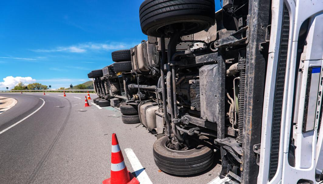 Når det går galt på norske veier, går det oftest galt med sjåfører fra andre land.