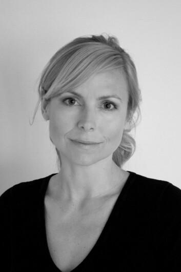 Kristin Sverdvik Heiervang (Foto: UiO)