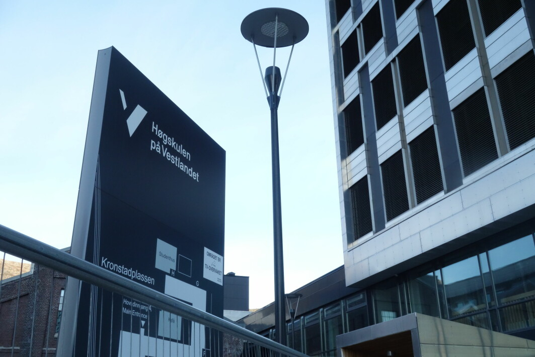 Campus Bergen, Høgskulen på Vestlandet.