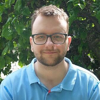 Pawel Kolano har merket over 1000 humler.