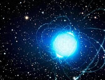 Dette er en nesten perfekt kule i verdensrommet