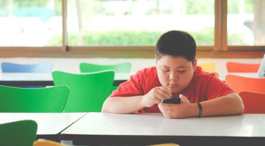 Hvordan forebygge overvekt hos barn?