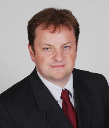 Arne Krumsvik. (Foto: UiO)