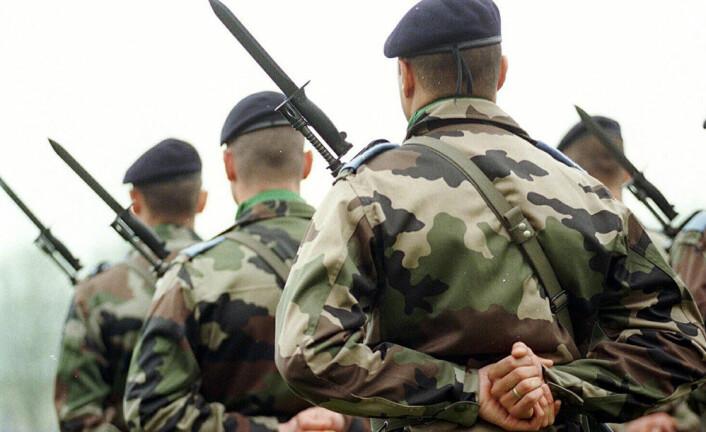 Man kan ikke forutsi hvilke soldater som blir rammet av psykiske lidelser. Opplevelsene under oppholdet veier tyngre enn deres mentale styrke (Foto: Colourbox)