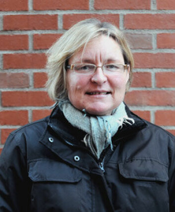 Førsteamanuensis Marit Leegaard.