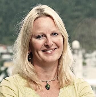 Elin Skaar, professor og seniorforsker ved Chr. Michelsens Institutt i Bergen.