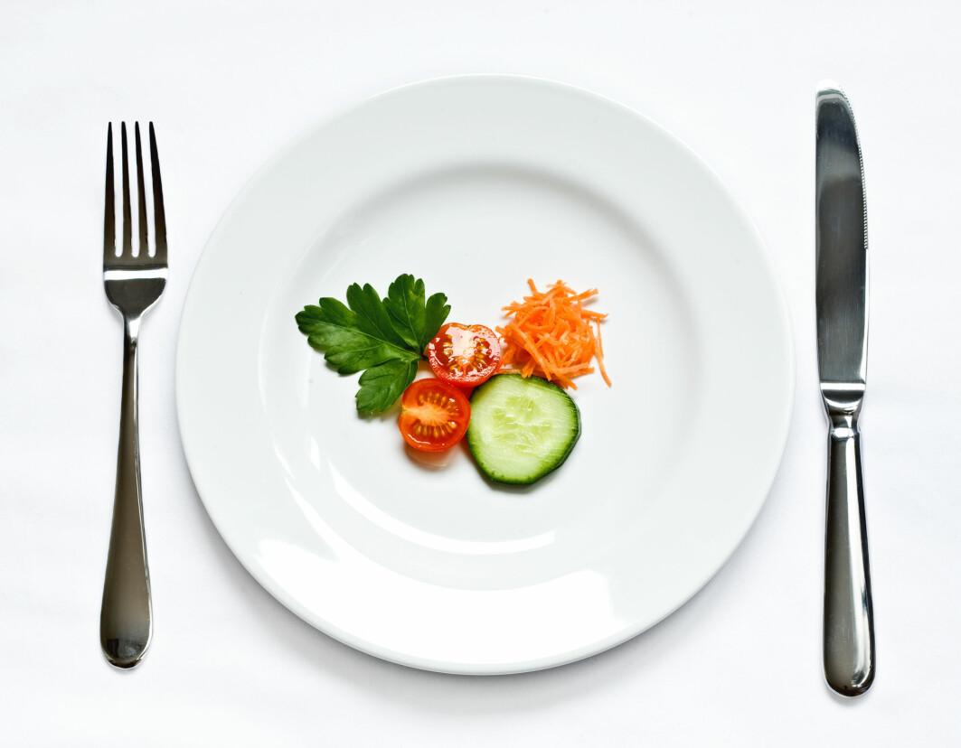 Statistikkene viser at vi spiser mindre og sunnere enn før. Likevel legger vi på oss. Men er det mulig å legge på seg, uten å spise mer?