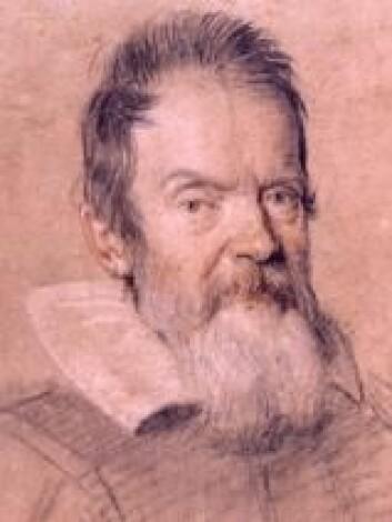 """""""Galileo Galilei var en overbevist kopernikaner, og han gikk i strid for sitt syn."""""""