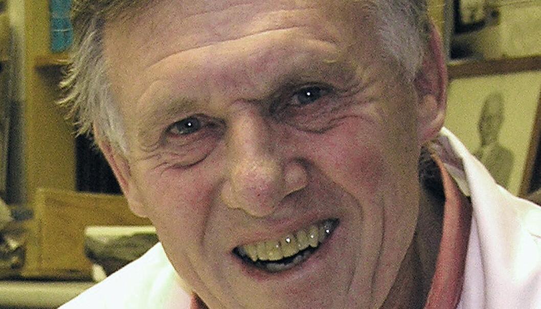 What a man! David L. Bruton fyller 70 år