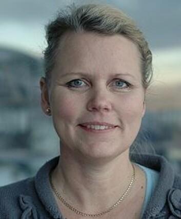 Åsa Hammar har utført én av svært få kognitive oppfølgningsstudier av alvorlig deprimerte. (Foto: Kim E. Andreassen)