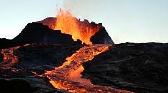 Vulkaner styrer temperaturen i Atlanteren