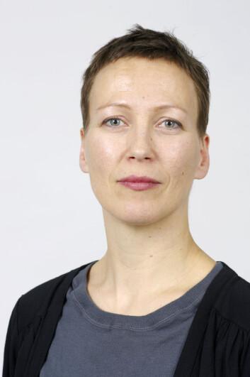 Ingeborg Lund. (Foto: SIRUS/Nye bilder)