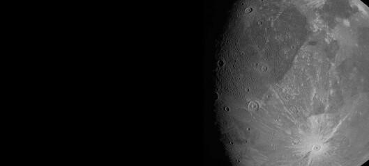 Vann oppdaget i atmosfæren til solsystemets største måne