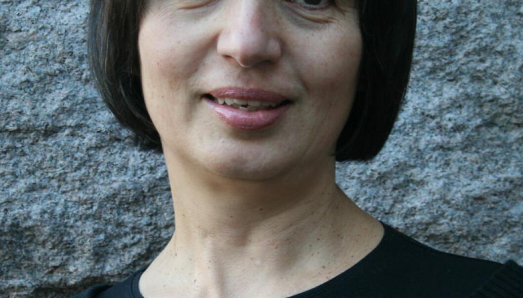 Krystyna Hviding,Nasjonalt kunnskapssenter for helsetjenesten (Foto: Kunnskapssenteret)