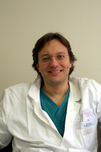Dr. Paolo Gontero ved San Giovanni Battista Hospital, Univ. of Turin, ledet forskerteamet. (Foto: BJU International)