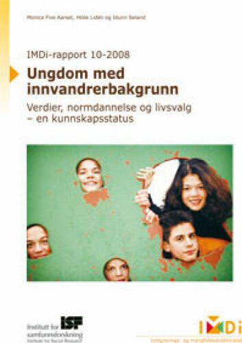 Ny rapport: Ungdom med innvandrerbakgrunn. Verdier, normdannelse og livsvalg