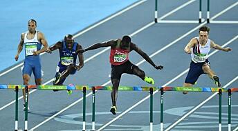 God OL-erfaring gir bedre medaljesjanser