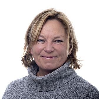 Norge tar med noen unge utøvere for å gi dem erfaring, sier Anne Marte Pensgaard.