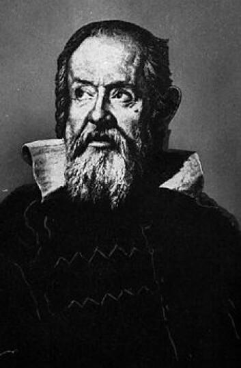 """""""Galileo, lenge forbudt av den katolske kirke."""""""
