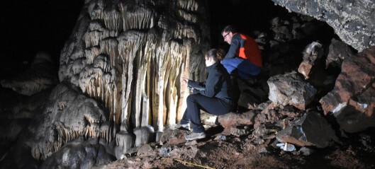 Neandertalere malte trolig disse dryppsteinene