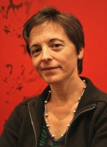 Carmen Sandi forsker på stress og sosiale hierarkier. (Foto: Elin Fugelsnes)
