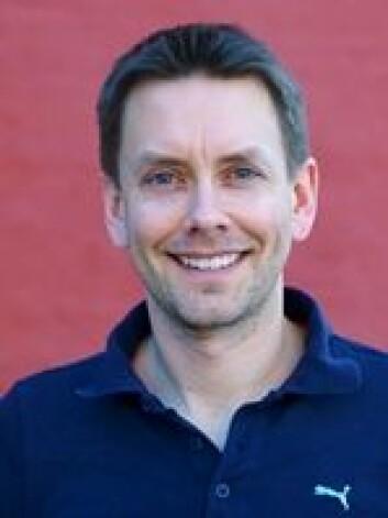 Reidar Pedersen er lege og filosof. (Foto: Øyvind Larsen)