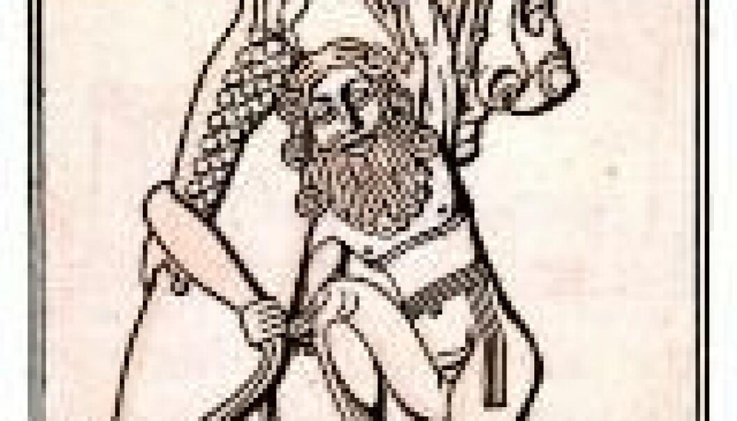Gilgamesh - hoven konge med dødsangst?