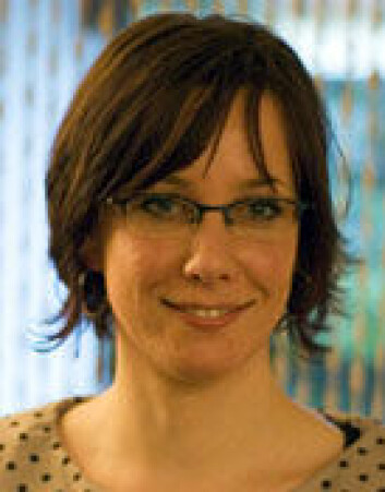 Forsker Debra Trampe.