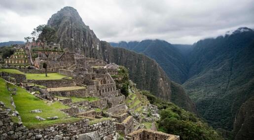 Sommerpalasset Machu Picchu kan være eldre enn forskerne trodde
