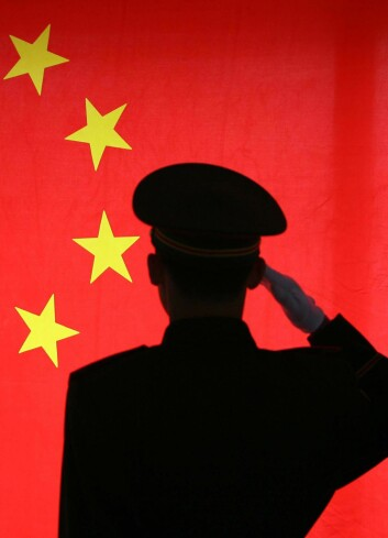 """""""Ethvert forsøk på å organisere direkte motstand mot de sittende kinesiske sentrale myndigheter blir møtt med kraftig represalier. (Illustrasjonsfoto: www.colourbox.no)"""""""