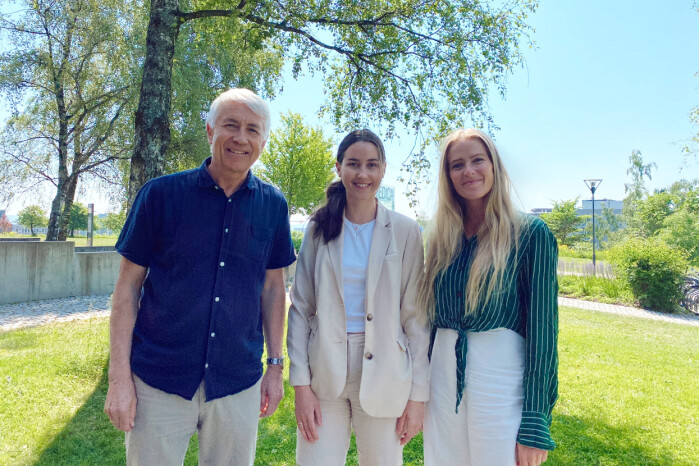 Professor Reidar Tyssen, and medical students and researchers Sara Tellefsen Nøland and Hildegunn Taipale were somewhat surprised that general practitioners were not more exposed to threats and violence than other types of doctors.