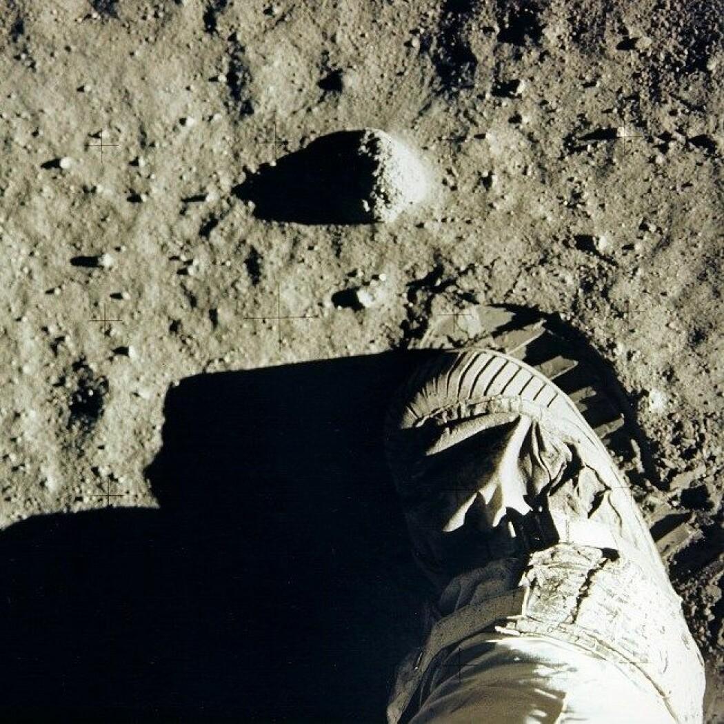 Spor etter månelandingene