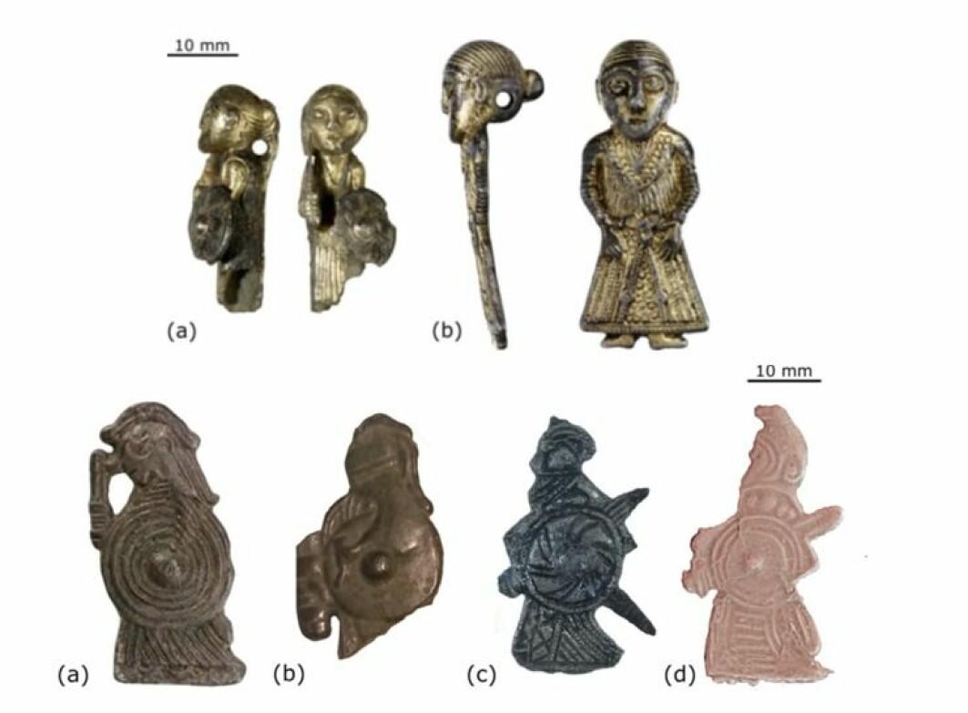 Amulettene vitner også om vikingenes plass i en større kultur.