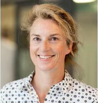 Professor Asta Kristine Håberg at NTNU's Department of Neuromedicine and Movement Science.