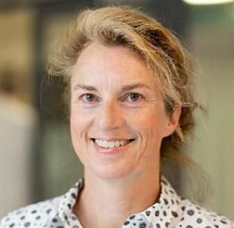 Professor Asta Kristine Håberg ved Institutt for nevromedisin og bevegelsesvitenskap på NTNU.