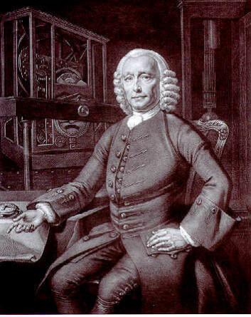 Den nye klokken er en hyllest til urmakeren John Harrison som levde på 1700-tallet. (Bilde: P.L. Tassaert/Thomas King)