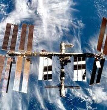 ANITAs etterfølgere kan bli fast inventar på den internasjonale romstasjonen. Kanskje vil ferden gå enda lenger ut i rommet. Foto: NASA