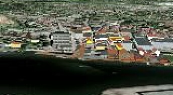 3D-kart for båtfolk og turister