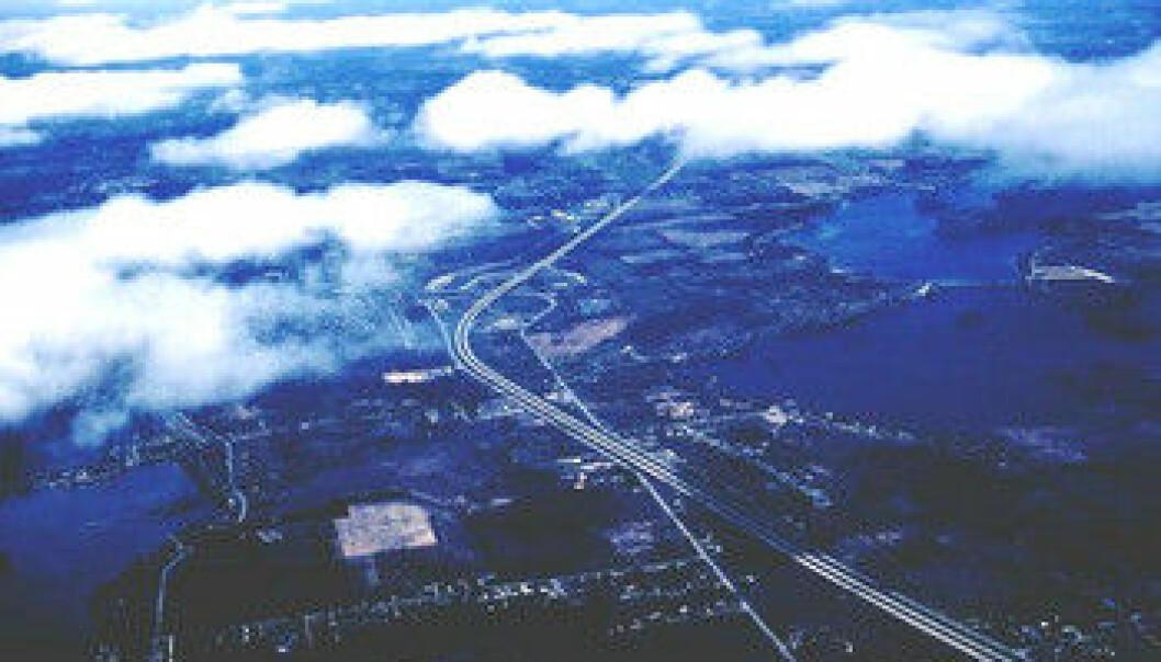 Brevduer tar motorveien hjem