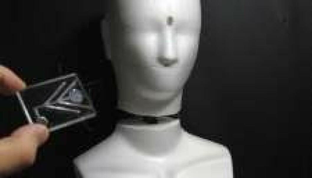 Robot med luktesans