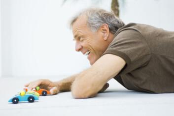 – Voksne folk kan si at de fremdeles er den samme som da de var sju år, mener psykologiprofessor Jane Kroger. (Illustrasjonsfoto: www.colourbox.no)