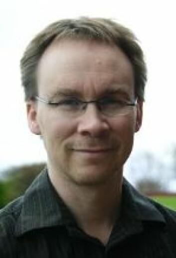 Ottar Michelsen. (Foto: NTNU)