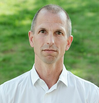 Ved å analysere vaffeljernets liv fra vugge til grav, vil forskningsleder Andreas Brekke finne ut hvordan vaffelstekingen i norske hjem kan bli mer miljøvennlig.