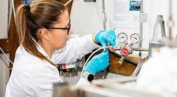Forskere salter ned CO₂ for å gjøre industrien klimavennlig