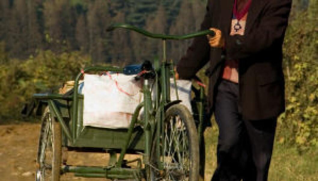 Kinas bønder reiser seg