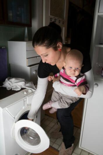 Vertsfamiliene i Norge etterspør «proffe» au pairer, framfor unge jenter som kommer rett fra barndomshjemmet. (Illustrasjonsfoto: iStockphoto)