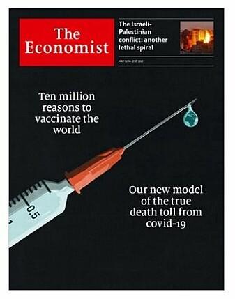 Journalistene i The Economist brukte data fra 121 variabler. Datamaterialet var alt fra nasjonale rapporterte dødsfall, demografi og geografi.